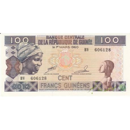100 فرانک گینه