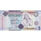 1 دینار لیبی
