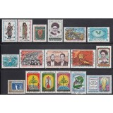 سری کامل تمبرهای 1360