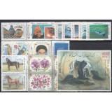 سری کامل تمبرهای 1381