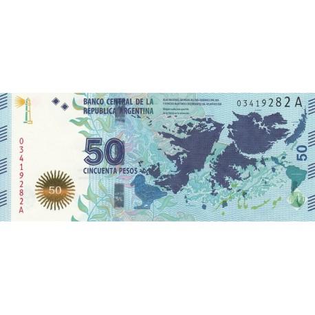 50 پزو آرژانتین
