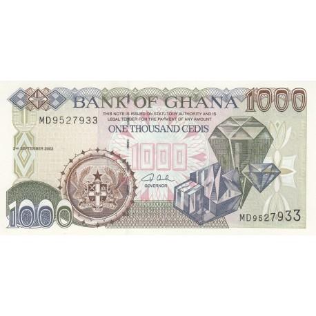 1000 سدی غنا 2002