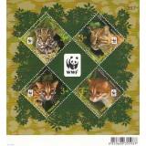 مینی شیت گربه های وحشی WWF