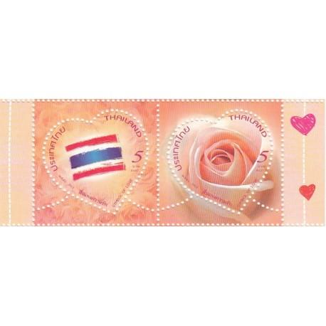 تمبر نماد عشق