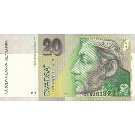 20 یورو اسلواکی