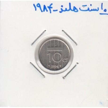 10 سنت هلند 1984