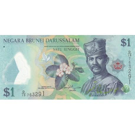 1 دلار برونئی
