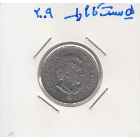 5 سنت کانادا 2009