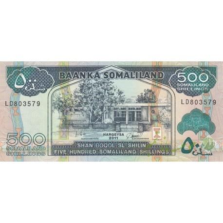 500 شیلینگ سومالی