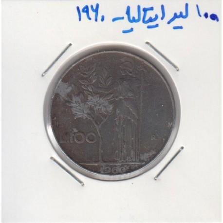 100لیر ایتالیا 1960
