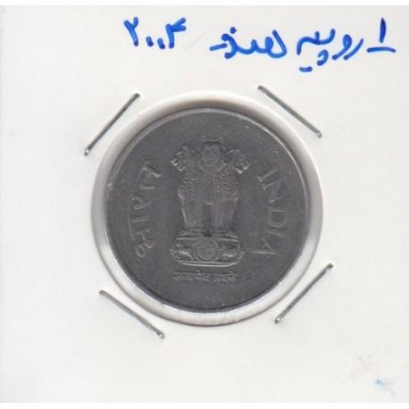 1 روپیه هند 2004