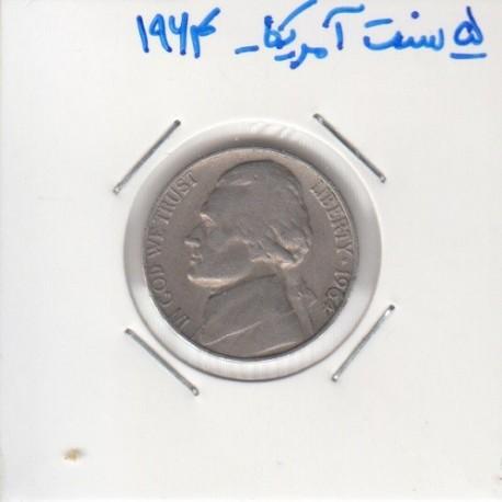 5 سنت آمریکا 1964