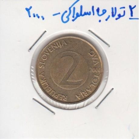 2 تولارجا اسلواکی 2000