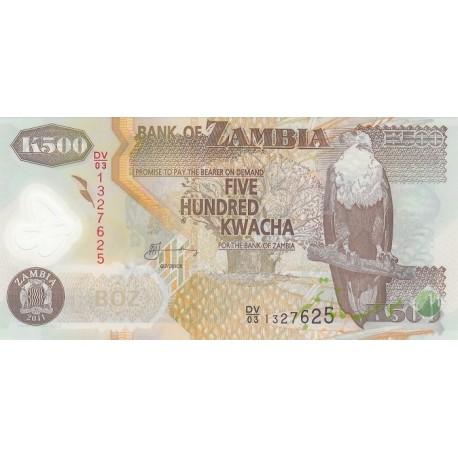 500 کواچای زامبیا