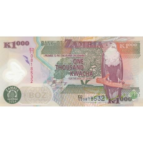 1000 کواچای زامبیا