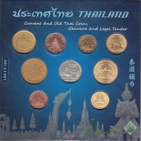پک سکه های تایلند