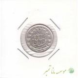 500 دینار خطی احمد شاه 1330 - بانکی