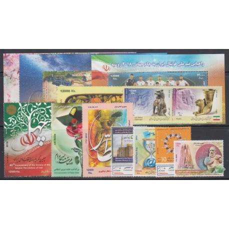 سری کامل تمبرهای 1397
