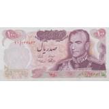 100 ریال 1350 (بانکی)
