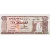 10 دلار گویانا (بانکی)
