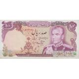 100 ریال انصاری -مهران(کارکرده-شماره قشنگ)