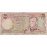 1000 ریال انصاری-مهران(کارکرده)