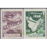 سری راه آهن تهران - تبریز 1337