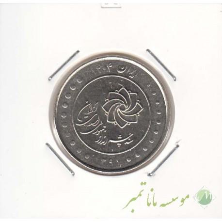 2000 ریال سند چشم انداز 1391