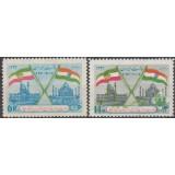 سری دیدار رئیس جمهور هند 1342