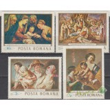 تمبر نقاشی های رومانی