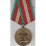 مدال ارتشی روسیه 1988
