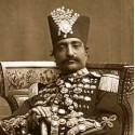 تمبر ناصرالدین شاه قاجار