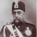 تمبر مظفرالدین شاه قاجار