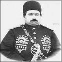 تمبر محمد علی شاه قاجار