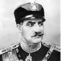 تمبر رضا شاه پهلوی